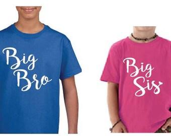 Big Bro Big Sis set