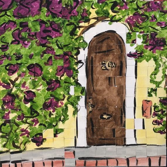 Mexican Doors #1