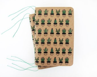 Cactus Series Notebook 4