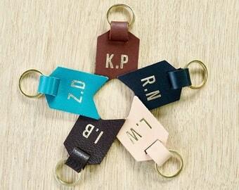 Key fob monogram Monogrammed keychain Monogram keychains Monogrammed keychains Monogram keychain Gift under 30 Monogram key fob Monogrammed