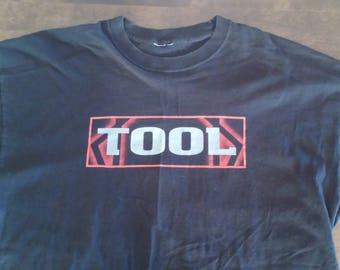 TOOL tour shirt 1991