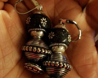 Black drop Indian Style