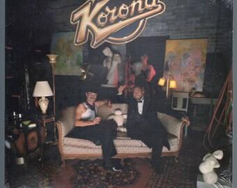 Korona - Self titled (1980) [SEALED] Vinyl LP