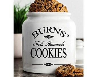 Cookie / Treat Jar