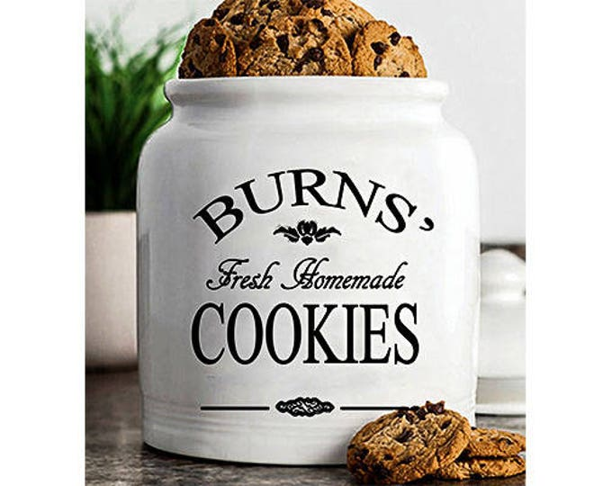Featured listing image: Cookie / Treat Jar