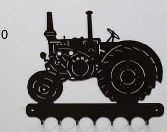 Hangs 26 cm pattern metal keys: tractor LANZ