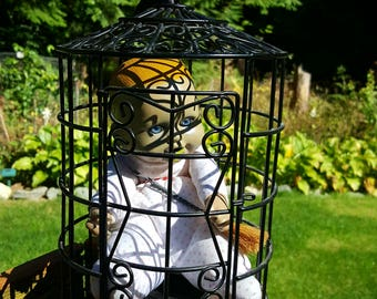 Caged Zombie Baby!
