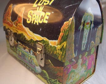 Lost In Space metal lunch box.