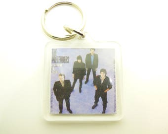 Vintage 80s The Pretenders - Learning to Crawl Album (Date Stamped 1984) Keychain