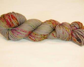 Hand Dyed Aran Yarn