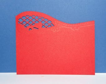 Card sets lace Anja Edge
