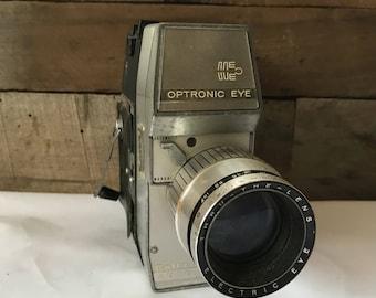 Vintage Bell & Howell Optonic Eye camera, Vintage Camera