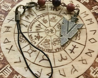 Sekhmet Devotional Bag/Purse Charm