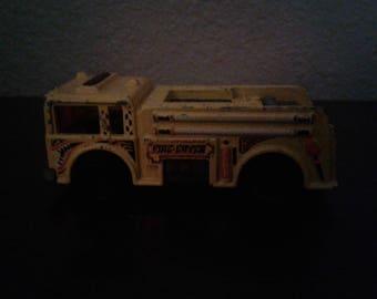 Vintage 1976 Fire Truck Matchbox