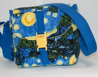 Starry Night Camera DSLR Camera Bag