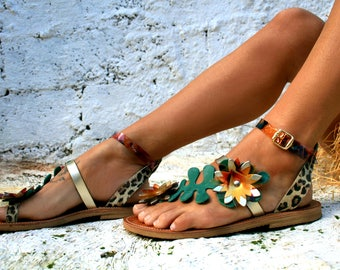 Womens Valentine gift-Jungle sandals style-fashion shoes-Mozambique-sandal collection