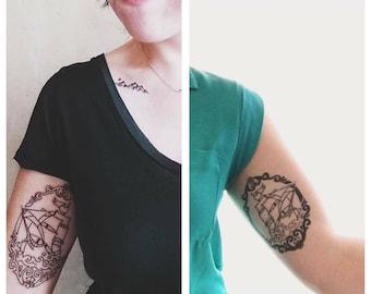 Custom Tattoo Design Commission