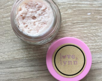 rose arnica whipped cream