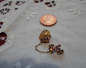 Pin Vintage Shriners? 1960's Just Adorable FREE SHIPPING