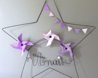 Name wire stars Anais