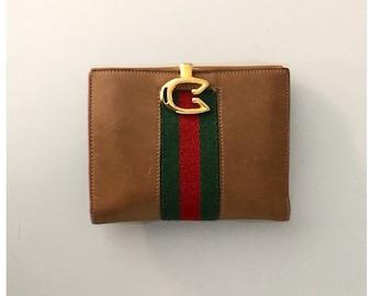 GUCCI - 70s Gucci Wallet
