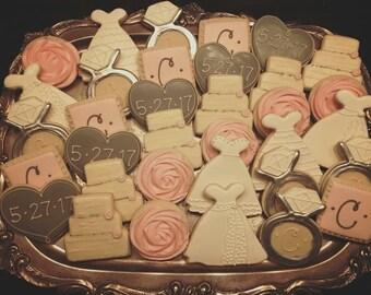 Wedding Cookies - ONE Dozen