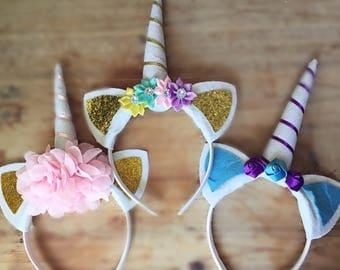 Unicorn horn, unicorn headband, Unicorn crown, pastel headband, fairytale, halloween costume, fairyland, fairy tea party