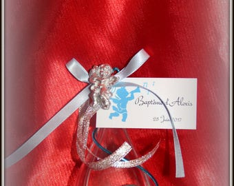Containing sweets theme Angel and label