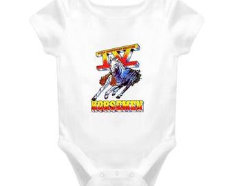 Four Horseman Wcw Baby One Piece
