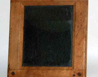 Late 19th - Early 20th Century Photography Antique Wooden Contact Print Frame  — Free Shipping!