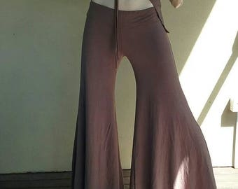 RESERVED Flare pants flowing wide leg