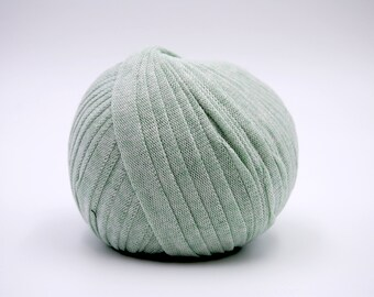Ganxxet Knitted Yarn - Mint; FREE SHIPPING