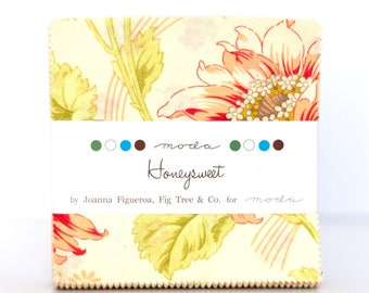 Honeysweet by Fig Tree Quilts Charm Pack for Moda OOP VHTF