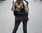 Prompto FFXV inspired Souvenir Chocobo Jacket