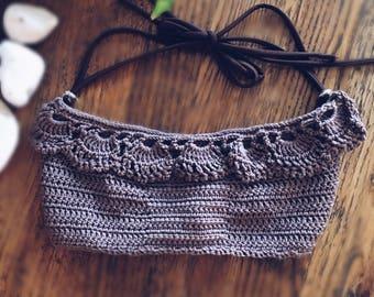 PDF file - The 'Bali' Bikini Crochet Top Pattern
