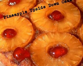 Pineapple Upside Down Cake Candle/Bath/Body Fragrance Oil ~ 1oz Bottle