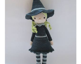 Gretl, the Witch - Crochet Pattern by {Amour Fou}
