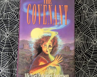 THE COVENANT (Hardcover Novel by Michael Falconer Anderson)