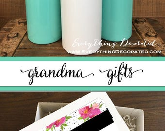 Grandma Gift, Grandma, Gift for Grandma, Gifts for Grandma, New Grandma, New Grandma Gift, Great Grandma, Grandma to be, Personalized Nana