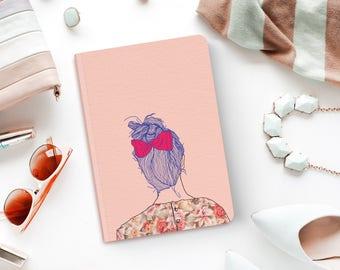 Notebook | Pocket Notebook | Gift | Notepad | Sketch | Drawing | Journal | Planner | Girl