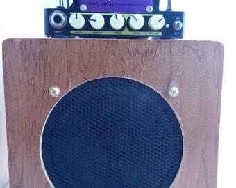 Cigar Box Guitar Amp