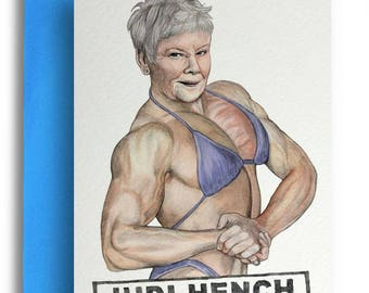 Judi Hench Card