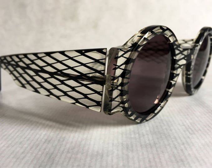 Claude Montana 531-280 Vintage Sunglasses Made in France in 1986 New Unworn Deadstock