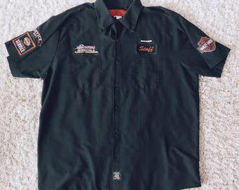 Harley Davidson Workwear Staff Tshirt