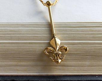 Häufig Bijoux fleur de lys   Etsy HY67