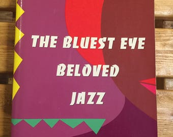 Toni Morrison - The Bluest Eye, Beloved and Jazz - Combined in One Volume Vintage Paperback Book