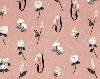 April Showers / custom fabric