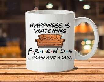 Friends Tv Show Mug, Friends Tv Show Gift, Friends Tv Show, You're My Lobster, Central Perk, Ross Geller, Monica Geller, Phoebe Buffay