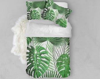 Leaf King Comforter Etsy