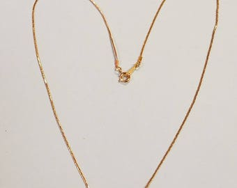 Vintage Avon rhinestone necklace, avon, avon necklace, rhinestone necklace